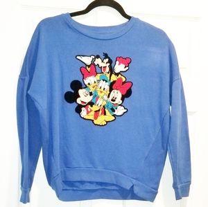 DISNEY vintage Embroidered sweatshirt